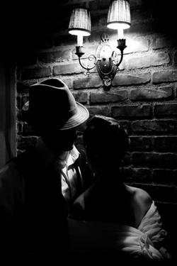 Piano Bar Film Noir Engagement