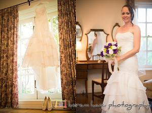 Kristy's Wedding Dress in Pomona, CA