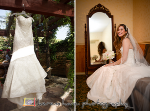 Yesenia's Wedding Dress in Burbank, CA