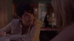 Jennifer Fontaine - On Set