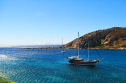 Knidos, Turkey