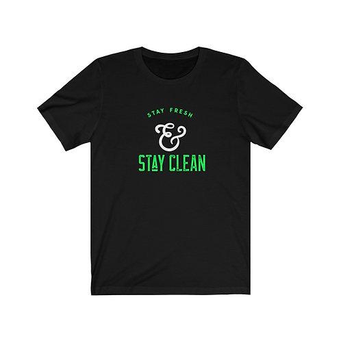 Stay Fresh & Stay Clean Adult Tshirt