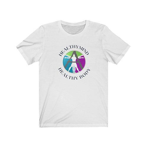 Healthy Mind Health Body Adult Tshirt