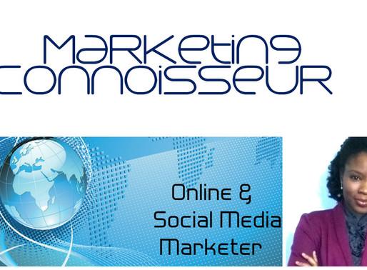 Meet the Marketing Connoisseur