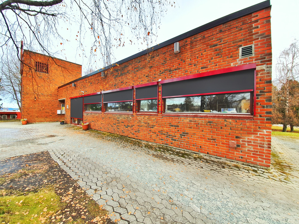 Zipscreen Strindheim kirke