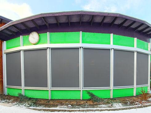 Zipscreen Okstad Barneskole