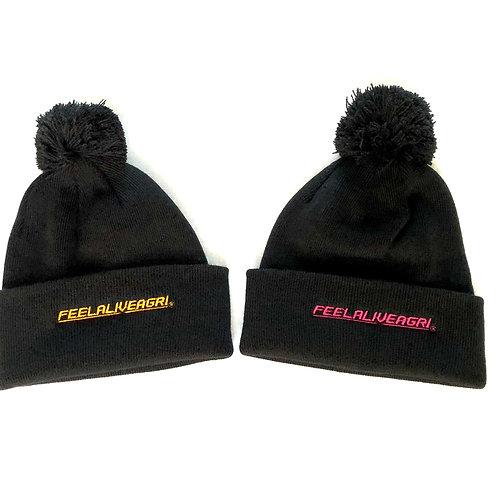 FEELALIVEAGRI Bobble Hat
