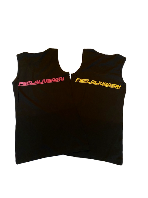 FEELALIVEAGRI Ladies Tank Top