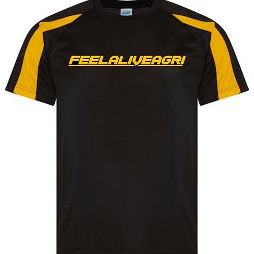 FEELALIVEAGRI Active Cool Shirt