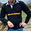 Thumbnail: FEELALIVEAGRI Mens WhiteAcre Rugby Top