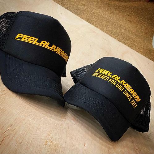 FEELALIVEAGRI Foam Trucker Hat