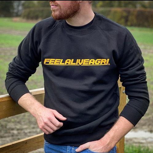 FEELALIVEAGRI Heavyweight Sweatshirt