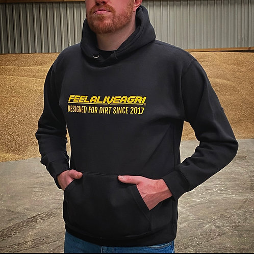 FEELALIVEAGRI Designed For Dirt Hoodie