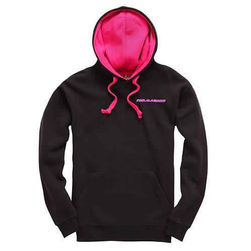 FEELALIVEAGRI Maximum Hoodie Hot Pink