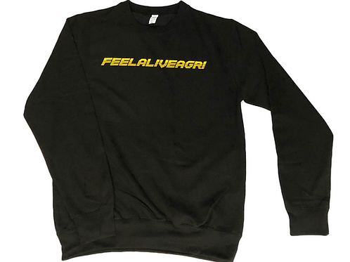 FEELALIVEAGRI Retro Sweatshirt