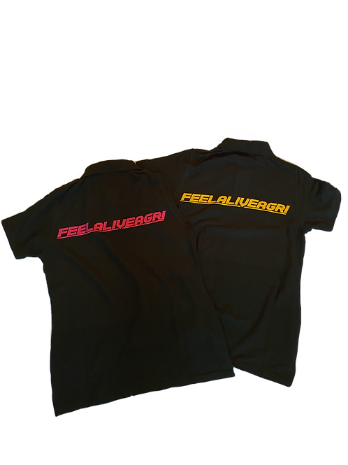 FEELALIVEAGRI Ladies Polo