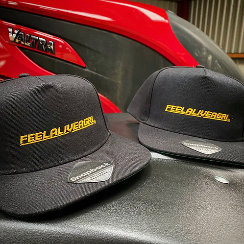 FEELALIVEAGRI Boss SnapBack