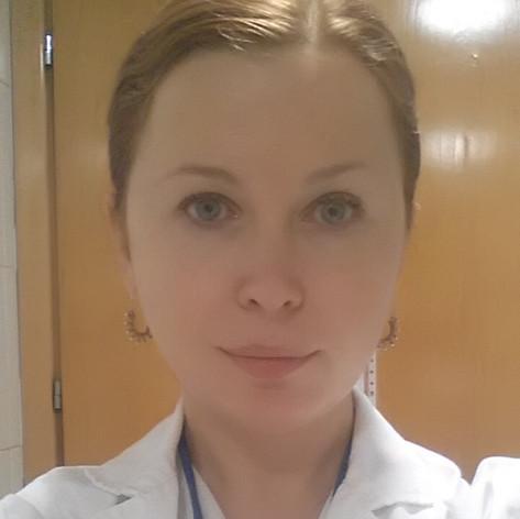 На практике в репродуктивной клинике госпиталя Quiron в городе Сан-Себастьян