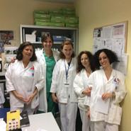 С врачами клиники репродукции госпиталя Quiron в городе Сан-Себастьян