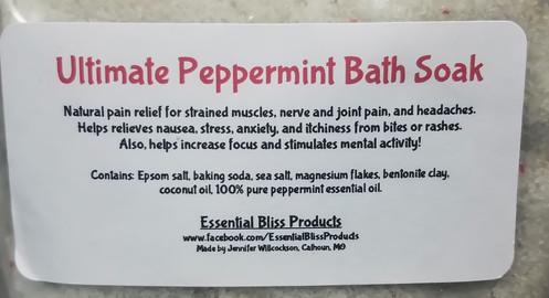 Ultimate Bath Soak - 2 lb