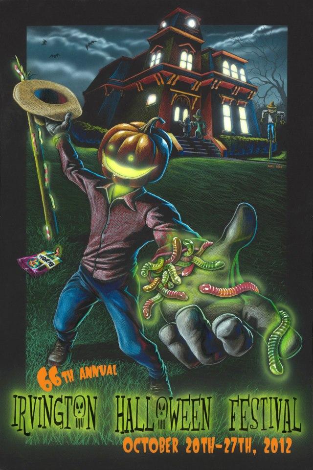 2012 Irvington Halloween Festival