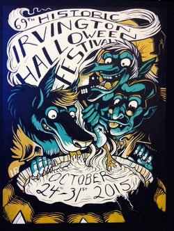 2015 Irvington Halloween Festival
