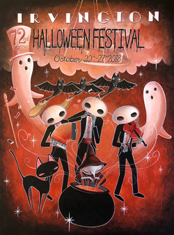 2018 Irvington Halloween Festival