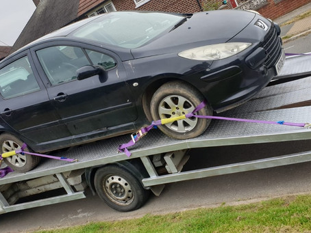 Loving the Sheffield Vehicle Recovery