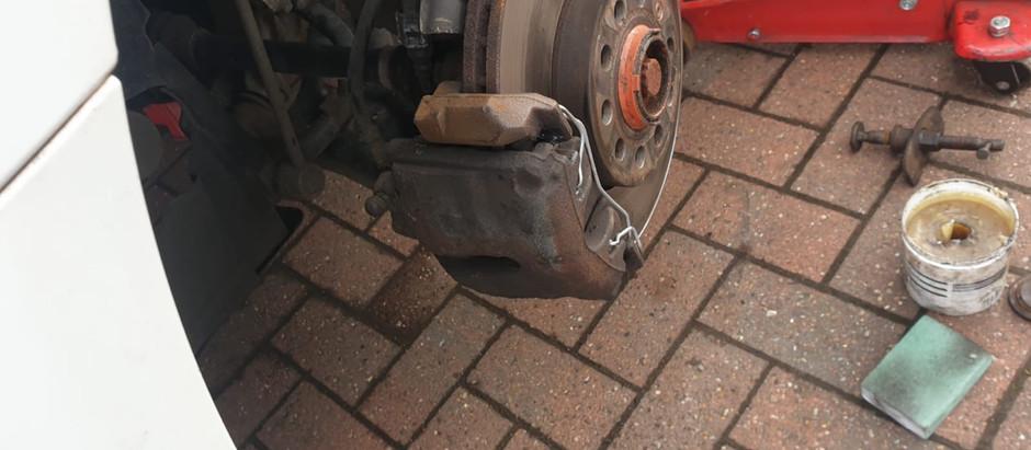 Mobile brake valets in Sheffield