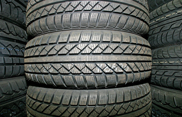 How do I check my Tyre Tread?