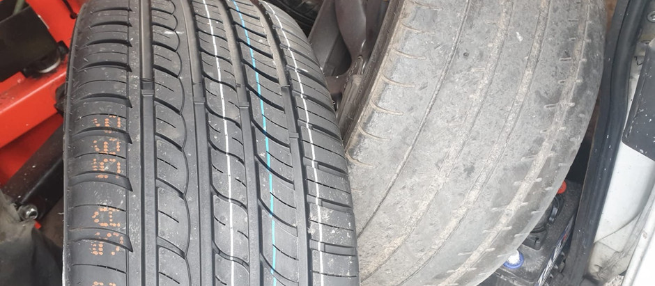 Sheffield tyres S13