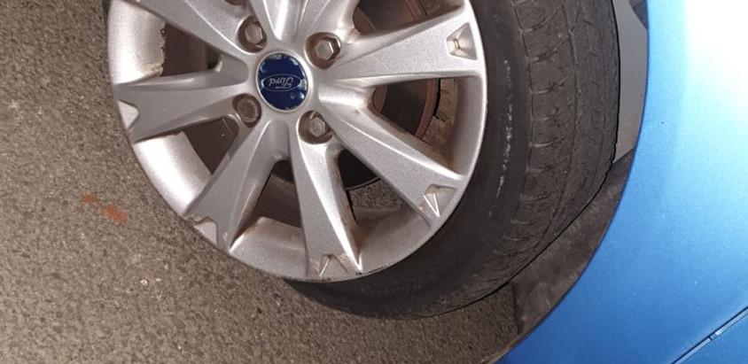 Tyre puncture repair in Sheffield
