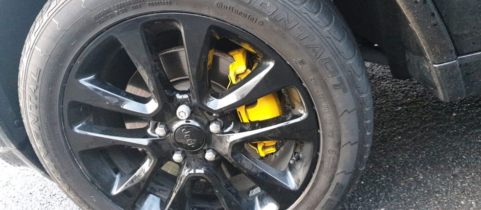 Mobile tyre fitting in Sheffield
