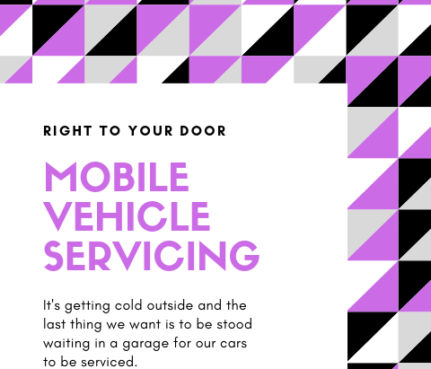 Mobile car servicing in Sheffield