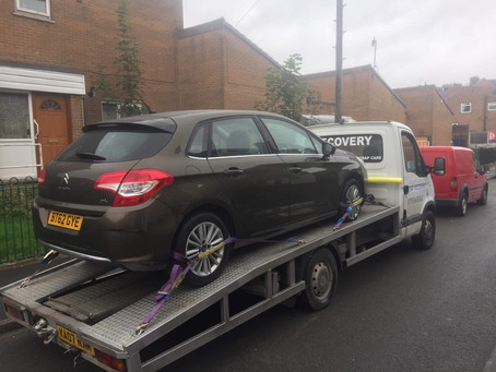 Car Recovery in Sheffield