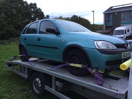 Scrap Cars Sheffield