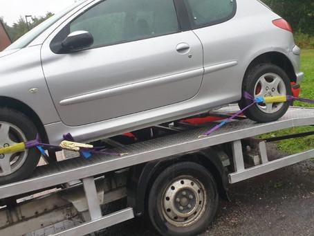 Scrap cars 🚗🚗