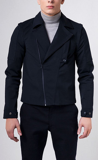 Meame Ankaa biker jacket front