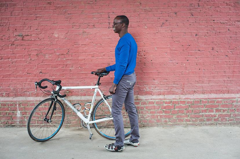 Velocity climber trouser black men Dans l'assiette du cycliste