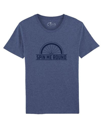 Cois spin me round t-shirt