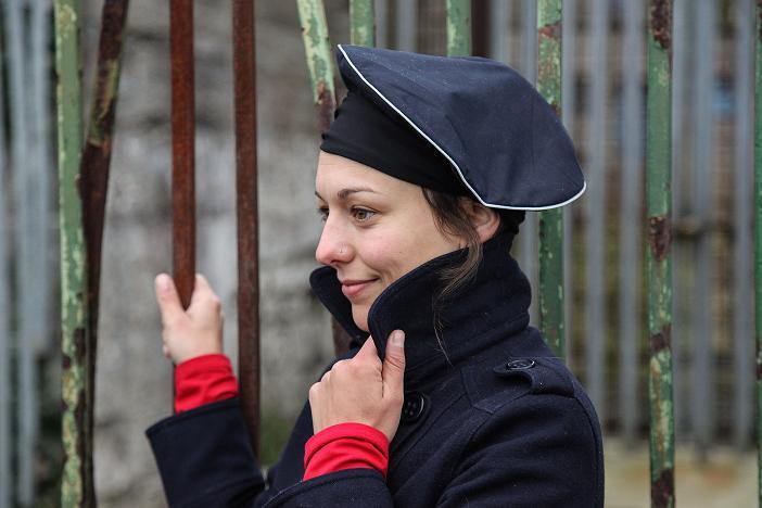 Georgia in Dublin Ducat hoedje