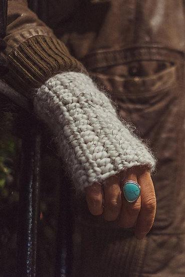Glow Fingerless Gloves short