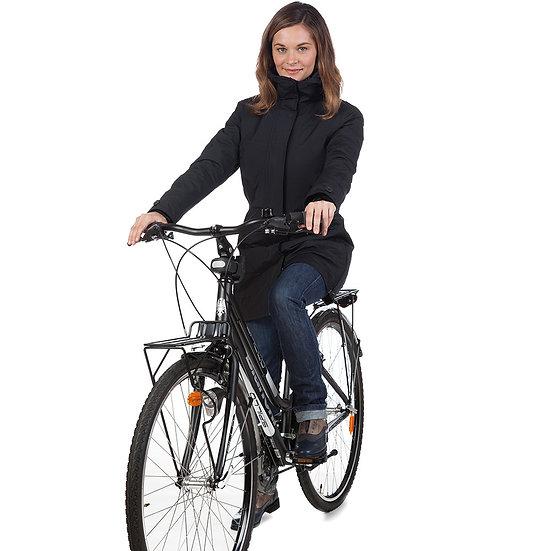 Tucano Urbano dames jas voor op de fiets