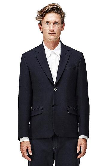 Huez* Sports Tailored Jacket Navy