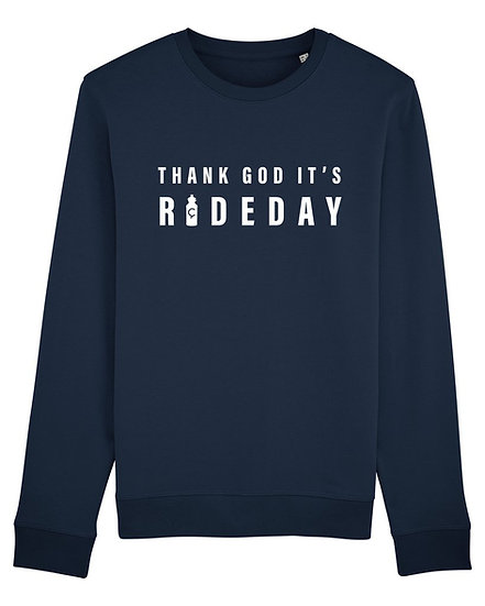 Cois It's Ride Day Sweater