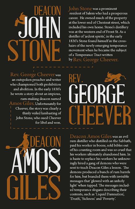 The story behind deacon giles distillery