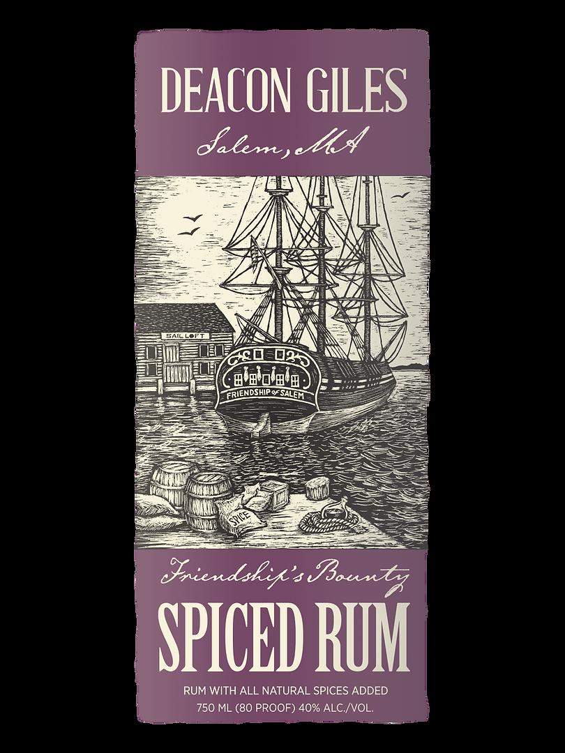 Friendship's Bounty Spiced Rum