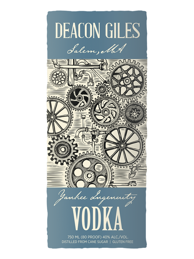 Yankee Ingenuity Vodka