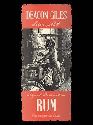 Liquid Damnation Rum