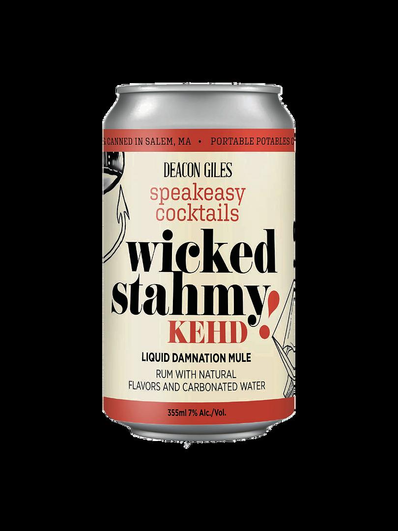 Wicked Stahmy, Kehd!
